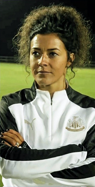 4: Natalie Henderson – Lead phase Coach at Newcastle United and England Woman U16's Assistant Coach