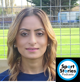8: Manisha Tailor – Lead phase football coach at QPR and founder of Swaggarlicious