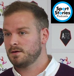 13: Lewis Craig – Deputy Head of Academy at Salford City Football Club and previously at Burnley