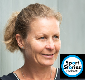 10: Sara Symington – Performance Director England Netball and Double Olympian – Cycling