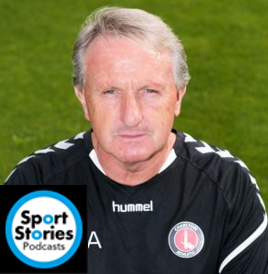 23: Steve Avory – Academy Manager at  Charlton Athletic Football Club